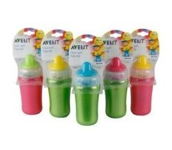 Kubek niekapek Avent Magic Sportster 18m+ 340 ml